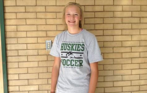 Anna Wright: Girls Soccer