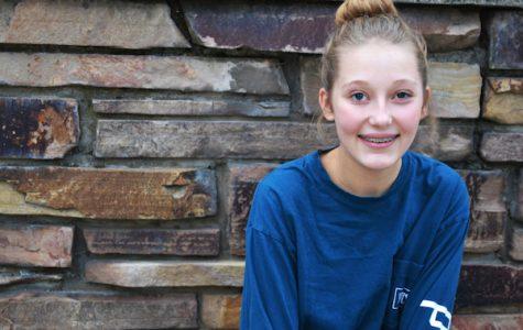 Fine freshman: Hanna Emery