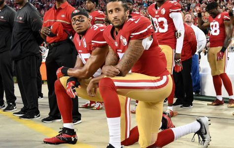 Colin Kaepernick standing for justice