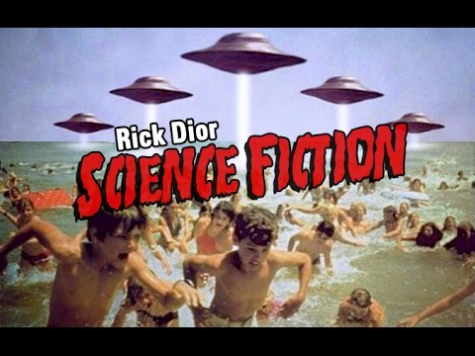 "Percussion ensemble does ""Science-Fiction"""