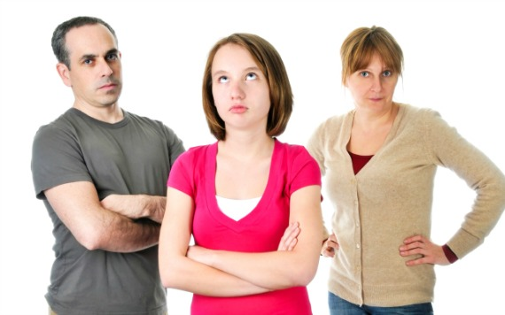 5 Tips for Parenting an Angry Teen or Child
