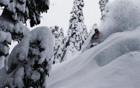 Great snowfall, even better skiing