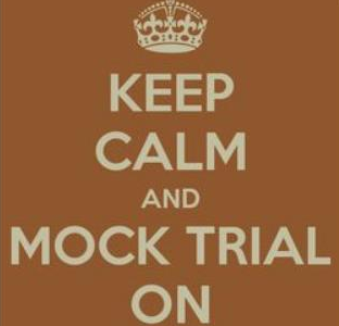 Guilty as charged: Hillcrest students in Mock Trial