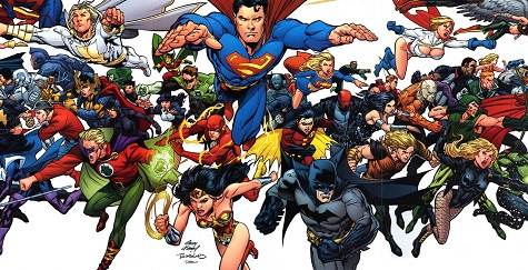 The best DC heroes!