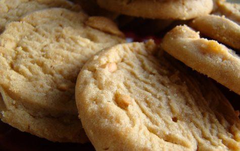 Simple 3 ingredient peanut butter cookies
