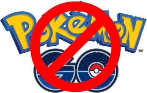 Three reasons to not Pokémon Go