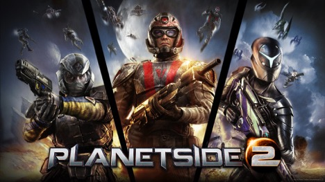 Planetside 2: The Continuous Flight