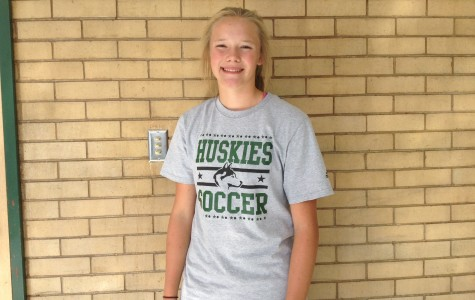 Anna Wright, Defense on the HHS Girls Soccer Team