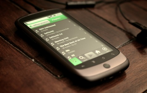 Spotify is a music streaming service available on most devices.