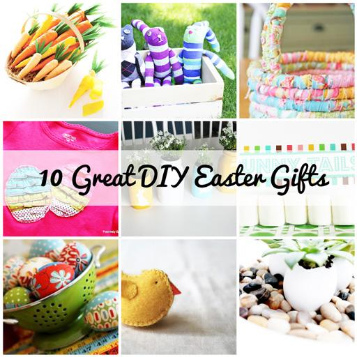 Diy easter gifts the pawprint diy easter gifts negle Choice Image