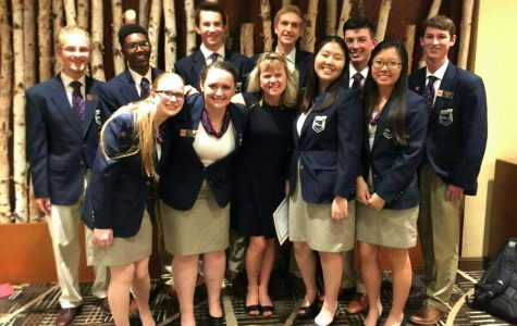FBLA Fall Leadership Conference: Exceeding expectations