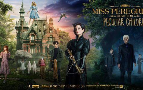 """""""Miss Peregrine's home for Peculiar Children""""  review"""