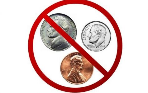 Death to the penny, nickel and the dime