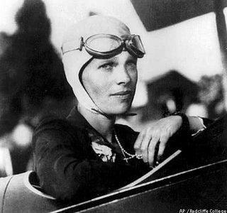 Amelia Earhart: False hero