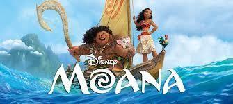 Moana: Disney setting the bar high