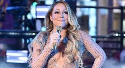 """Obsessed"" over Mariah Carey's NYE performance mishap"