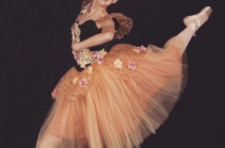 Busy Ballerina: Emily Rimmasch
