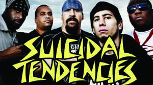 Suicidal Tendencies concert