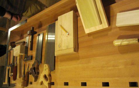Woodworking Battle!