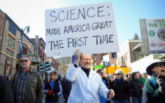 March for science not silence