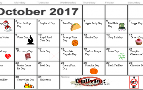 October national holidays