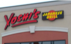 A spin to Yoshi's Japanese Grill