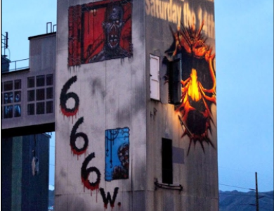 Is Fear Factory too scary for you?