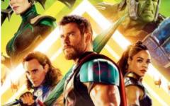 """Ragnarok: Thor"" hits the big screen harder than Hulk"