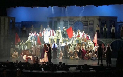 A musical grander than any revolution: Les Miserables