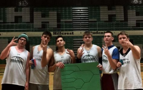 Dodgeball tournament: Undefeated