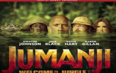 """Welcome to the Jungle"" Jumanji squeal review"