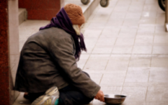 How the homeless are suffering from little sanitation