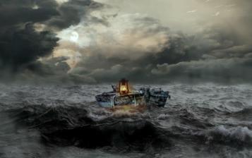 Storm - a poem about internal struggles