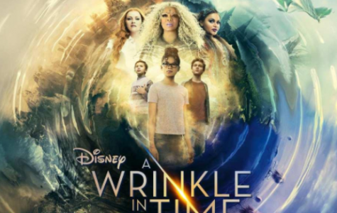 """Wrinkle In Time"": most dramatic movie ever"