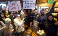 How the Starbucks arrest is unjustified