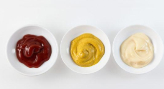 The main American sauces