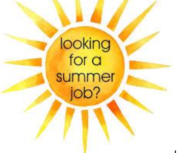 Beat the heat with a summer job