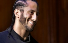 Kaepernick goes to Harvard