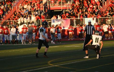Ashton Smart: Varsity kicker