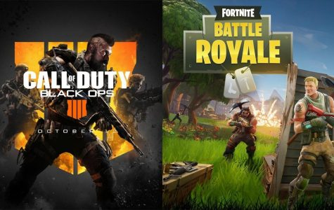 Is Black Ops 4 the fall of Fortnite?