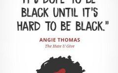 THUG LIFE:  The Hate U Give