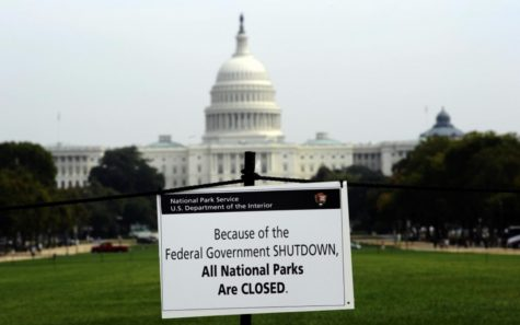 2018 government shut down