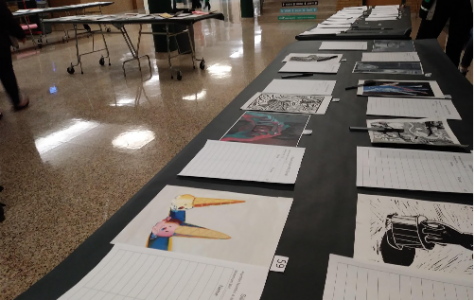 Hillcrest's art auction