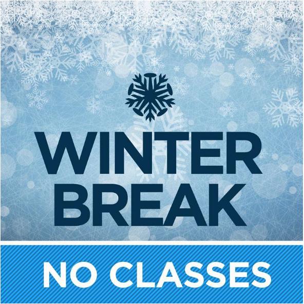 Reasons why winter break should be longer