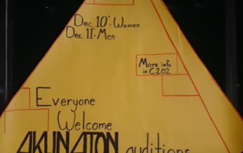 Akhnaton auditions