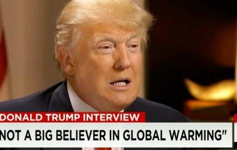 Trump ignores the problem