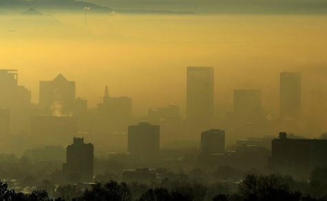 Utah air quality and its negative effects