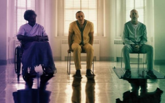 """The final trilogy; """"Glass"""""""