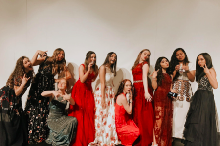 All this time: Prom 2019