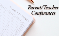 The dreaded parent-teacher conferences